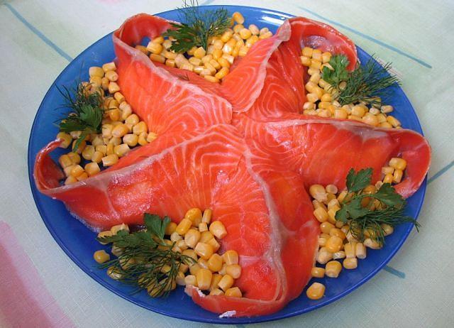 рецепты морского салата